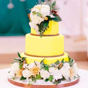Butterscotch Cakes