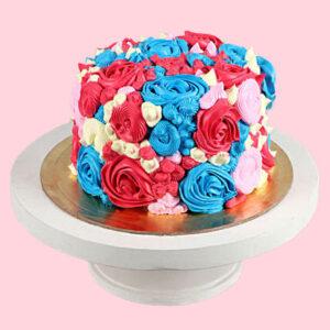 Choco Designer Rose Cake