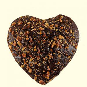 Chocolate Flavour Dry Walnut Cake