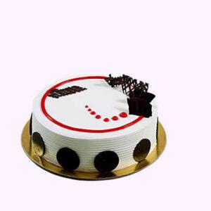 Creamy Strawberry Cake