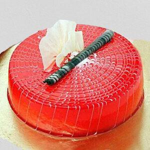 Crimson Love Cake