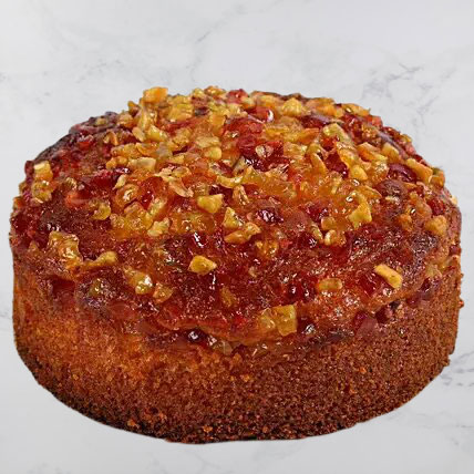 Delicious Dry Mixed Fruit Cake