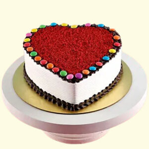 Hearty Gems Red Velvet Cake