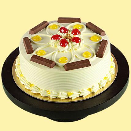 KitKat-Butterscotch-Cake