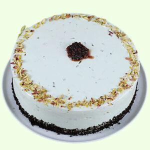 Pan Malai Vanilla Cake