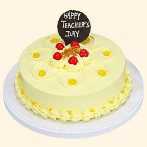 Teachers-Day-Butterscotch-Cake