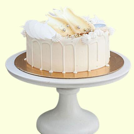 White Forest Cream Cake