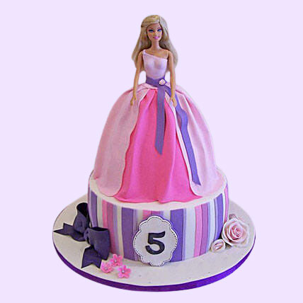 Wishful Barbie Cake