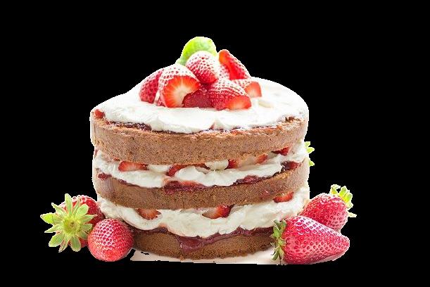 strawberry-special-cake