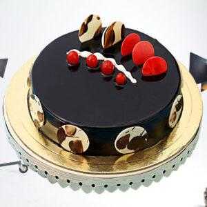 Boss Day Designer Truffle Cake