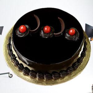 Chocolate Delicious Truffle Cake