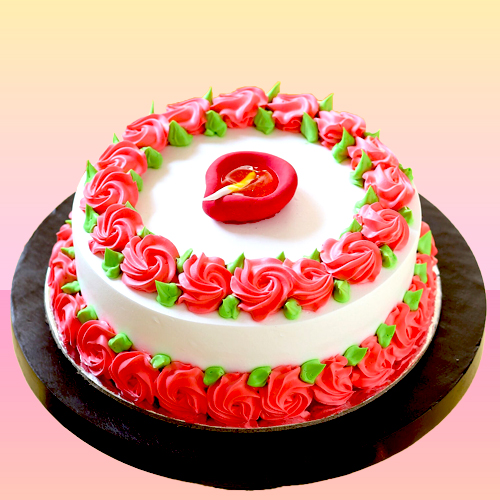 Diya Pineapple Cake
