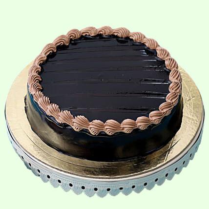 Royal Truffle Cake