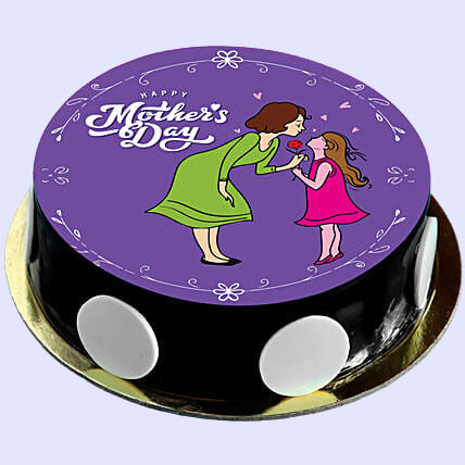 Special Chocolate Mother's Day Cake