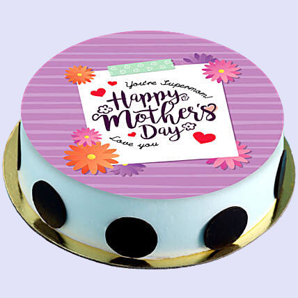 You Are Supermom Pineapple Mothers Day Cake