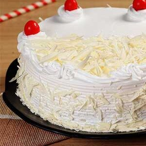 White Forest Cakes