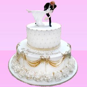Wow Wedding Cake