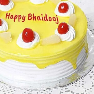 Bhai Dooj Cakes