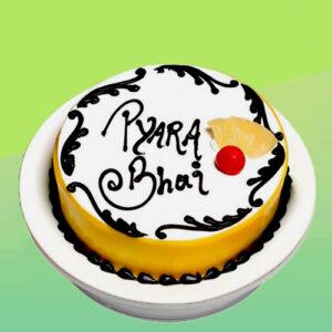 Bhai Dooj Delicious Delight Cake