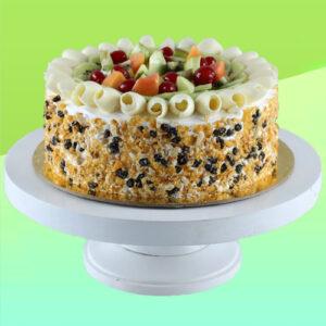 Fruit Overload Cake