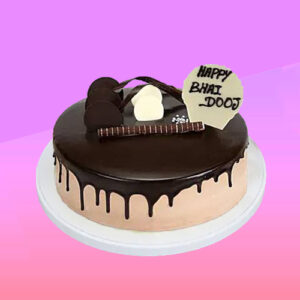 Happy-Bhai-Dooj-Chocolate-Cream-Cake