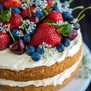 Seasonal Flavour Cake