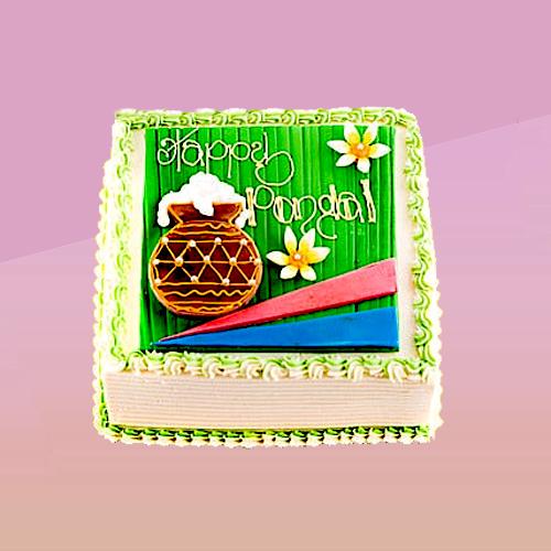 Breadtalk thai pongal cake