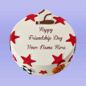 Friendship day Cake